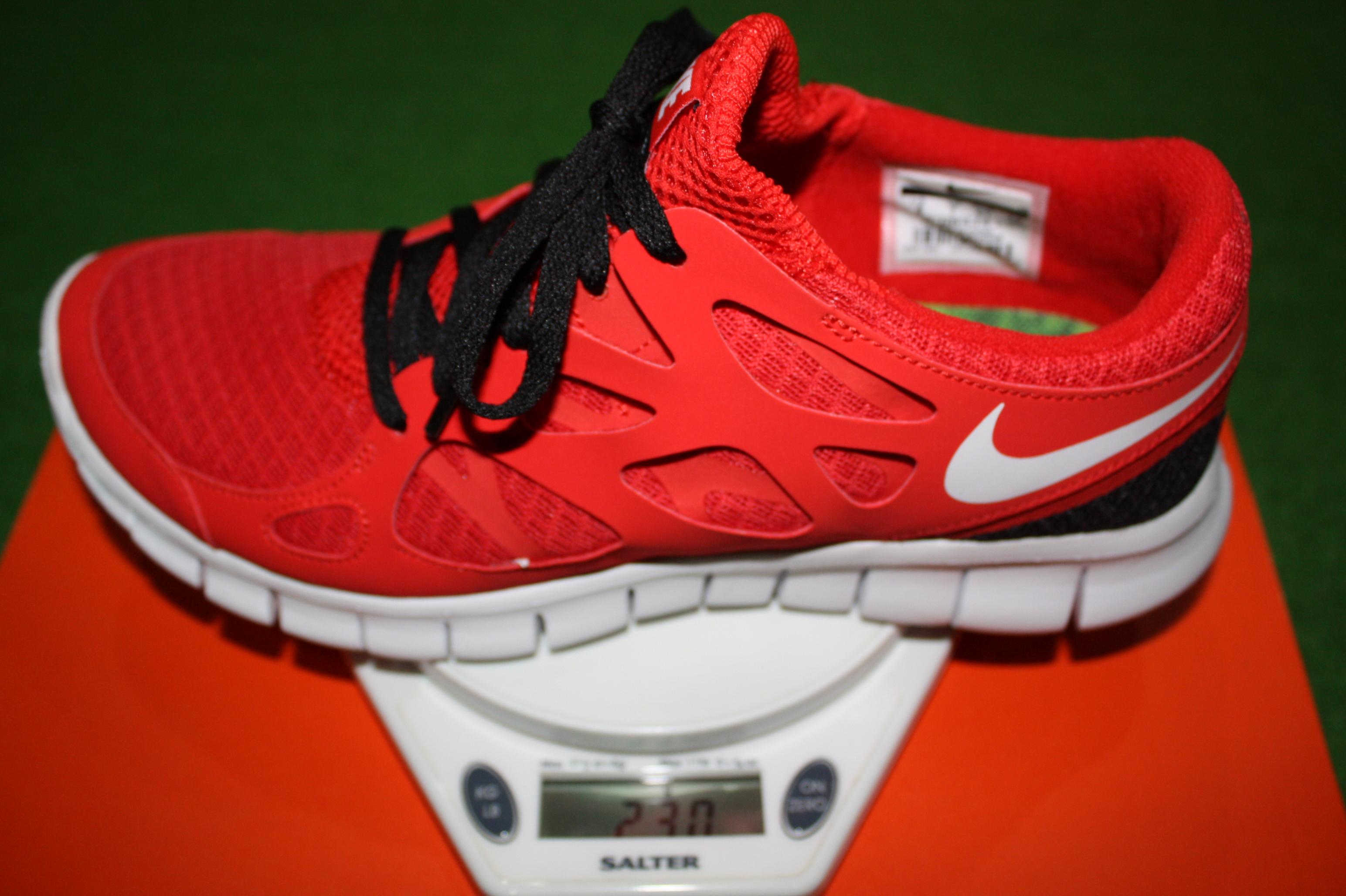 Shoe Review: Nike Free Run+ 2 | TRG