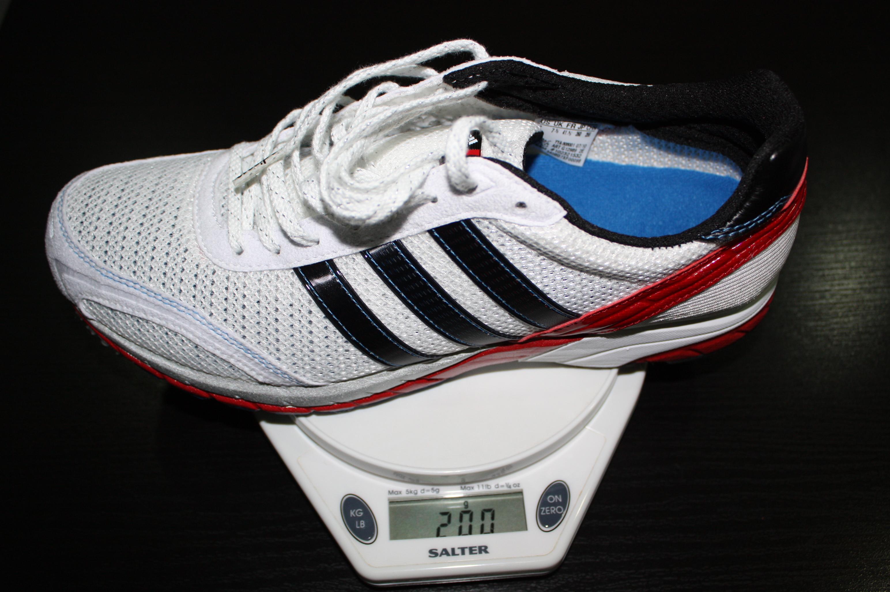 wholesale dealer 307c2 b4c64 One of the lightest Adidas ...