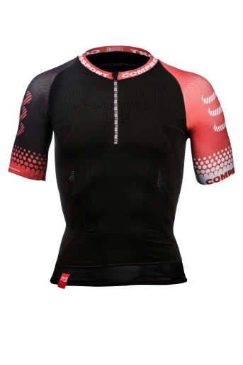 Trail Running Shirt - SHORT SLEEVE - Black