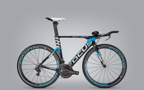 Izalco Chrono Max - slippery aerodynamics