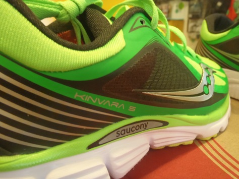 A little reminiscent of the Nike's Dynamic Flywire system?