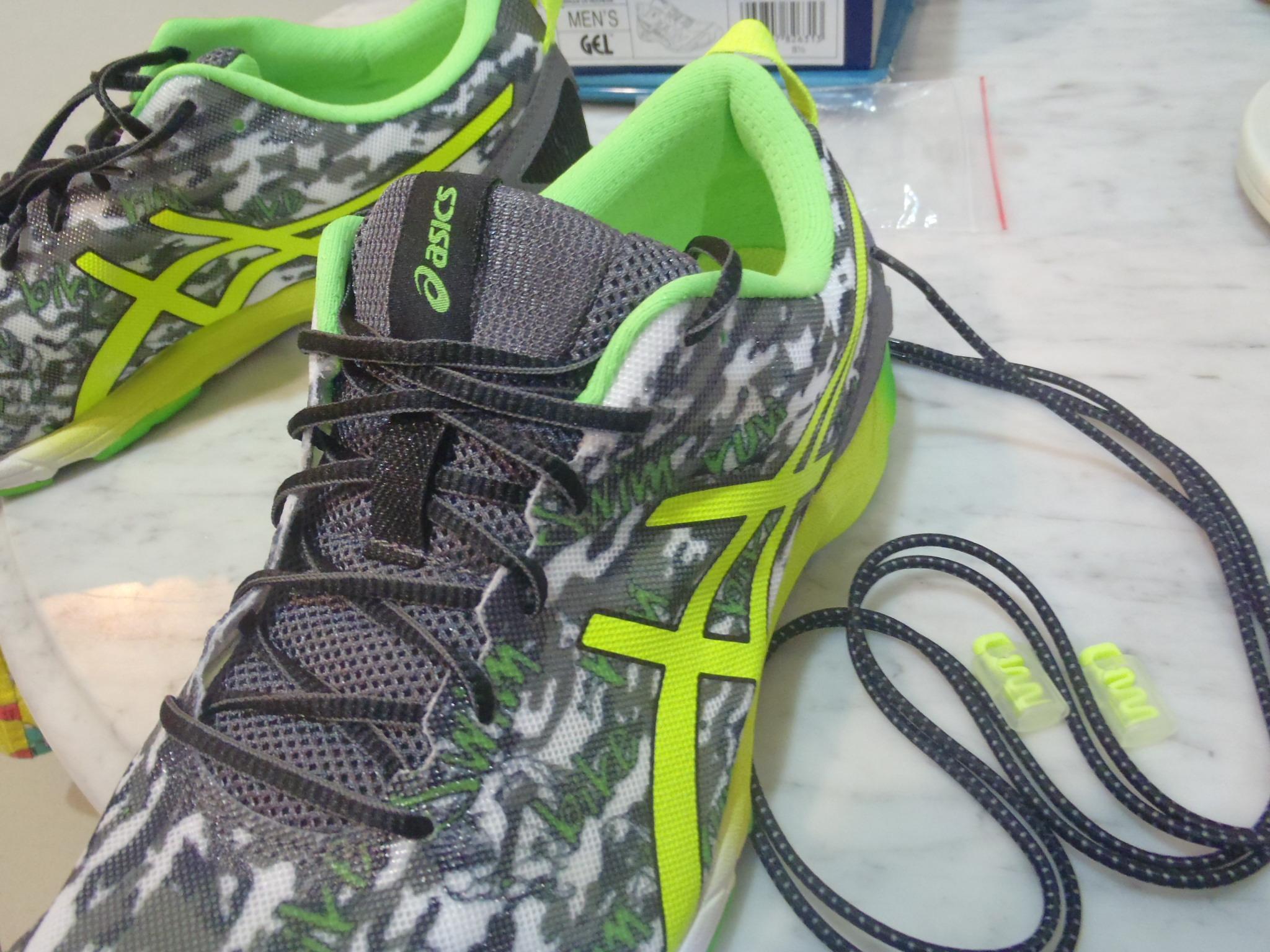 asics gel noosa tri 9 elastic laces