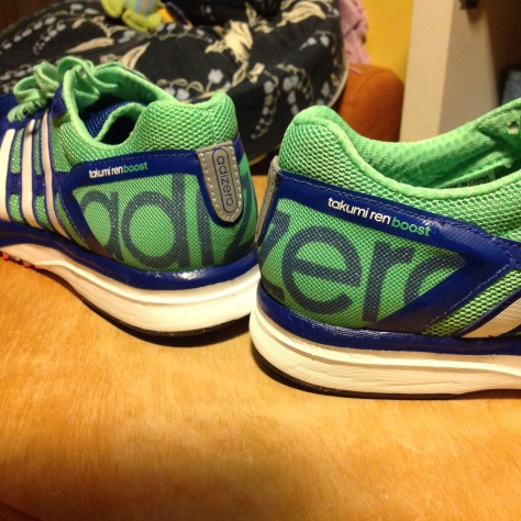 Jarra Inscribirse católico  First Run Review: adidas adizero Takumi Ren Boost | TRG